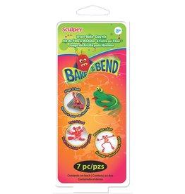 Sculpey III Sculpey Bake & Bend Kids Kit