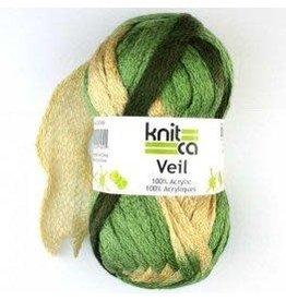 Knitca Knitca Veil Yarn Green Tea
