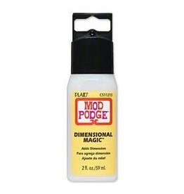 Firemountain Beads Top coat, Mod Podge® Dimensional Magic™, resin, clear. Sold per 2-fluid ounce bottle.