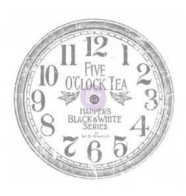 Treasuremart Decor Transfers, Clock 12""