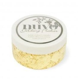 Nuvo Nuvo Gilding Flakes, Radiant Gold