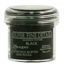 Treasuremart Emboss Powder, Super Fine Black