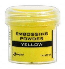 Treasuremart Emboss Powder Opaque Yellow