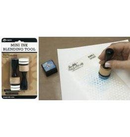 "Ranger Inkssentials Mini Ink Blending Tool 1"" Round"