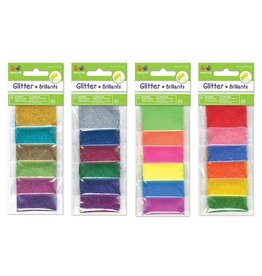 MultiCraft 12g Twinkle-BrownGlitter Pouches (2g/Pouch)