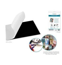 "MultiCraft Magnetic Sheet: 6""x9"" Self-Adhesive Photo Magnet Sheet"