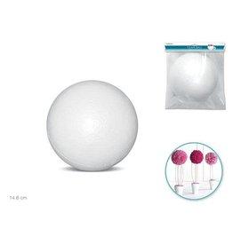 """MultiCraft Polyfoam Ball: 6"""""""