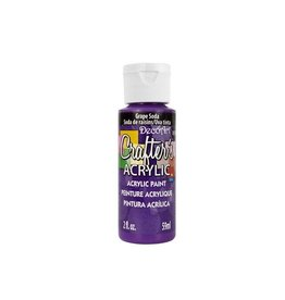 Crafters Acrylic Paint Crafters Acrylic Paint: 2oz Craft & Hobby Color 8