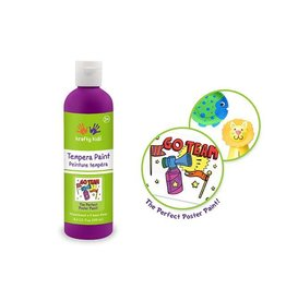 Krafty Kids Neon Crafty Kids Paint: 250ml Tempera (8.45oz)