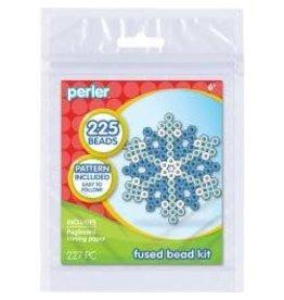 Perler Fused Bead Kit Snowflake