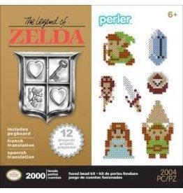 Zelda Perler Fused Bead Kit