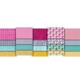 """True Colors-Joel Dewberry 2.5""""X44"""" Design Roll 40pcs"""