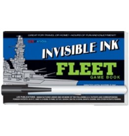 """Yes & Know Invisible Ink: Yes & Know Game Book """"Fleet"""""""