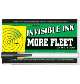 """Yes & Know Invisible Ink: Yes & Know Game Book """"More Fleet"""""""