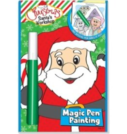 """Yes & Know Magic Pen Painting: Christmas """"Santa's Workshop"""""""