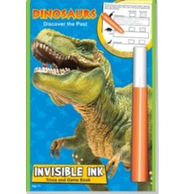 """Yes & Know Invisible Ink: Dinosaurs - """"Discover the Past"""""""