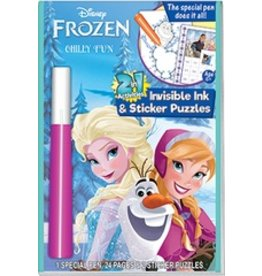 """Yes & Know 2in1: Disney Frozen """"Chilly Fun"""""""