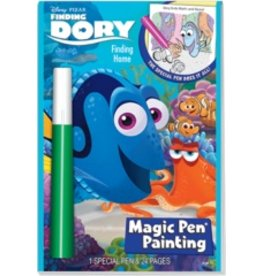 """Yes & Know Magic Pen Painting: Disney/Pixar - Finding Dory """"Finding Home"""""""