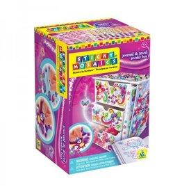 Sticky Mosaic Sticky Mosaic Journal & Jewel Jewelry Box
