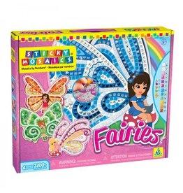 Sticky Mosaic Sticky Mosaic Fairies