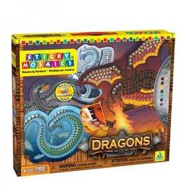 Sticky Mosaic Sticky Mosaic Dragons