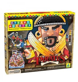 Sticky Mosaic Sticky Mosaic Pirates