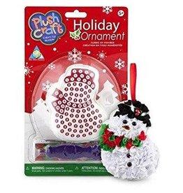 Plush Craft Plush Craft Snowman Ornament