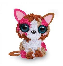 Plush Craft Plush Craft Calico Cat