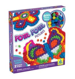Pom Pom Pictures Pom Pom Pictures Butterfly Garden