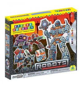Sticky Mosaic Sticky Mosaic Robots