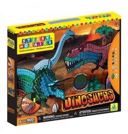 Sticky Mosaic Sticky Mosaic Dinosaurs