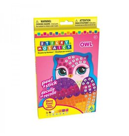 Sticky Mosaic Owl