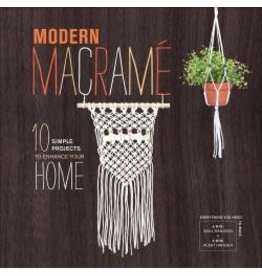 Modern Macrame Book & Kit