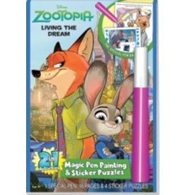 2in1: Disney Zootopia - Living the Dream