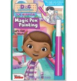 Magic Pen® Painting: Disney Jr. Doc McStuffins - Let's Get to Work