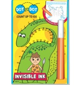 Invisible Ink: Dot-To-Dot - Count Up to 100
