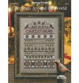 Stoney Creek Christmas Around the World Counted Cross Stitch