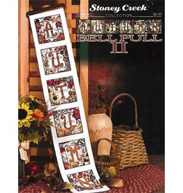 Stoney Creek Autumn Bell Pull II Counted Cross Stitch Pattern