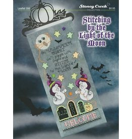 Stoney Creek Stitching by the Light of the Moon Counted Cross Stitch Pattern