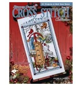 Stoney Creek Winter 2018 Cross Stitch Pattern Collecttion