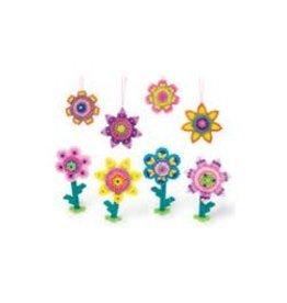 Perler Fused Bead Kit Flower Madness