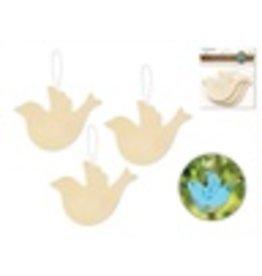 MultiCraft Wooden Birds - Birdie