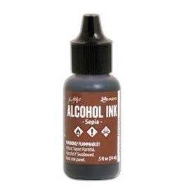 Ranger Tim Holtz Alcohol Ink, Sepia