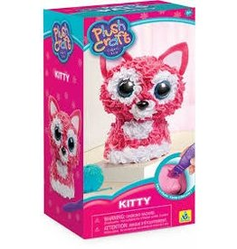 Plush Craft Kitty