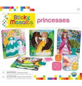 Sticky Mosaic Princesses