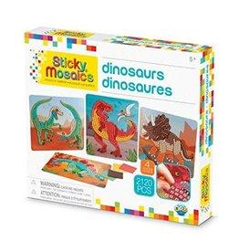 Sticky Mosaic Dinosaures