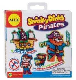 Shrinky Dinks Kit pirates