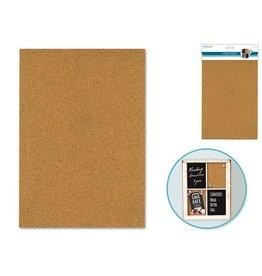 "Cork Sheet DIY 2mm Thick  7.87""x11.81"""