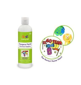 Krafty Kids Krafty Kids Paint: 250ml Tempera (8.45oz) White