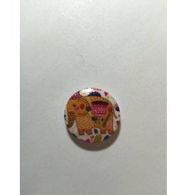 Kathy's Fiber Arts & Crafts Ltd Button 20mm Various